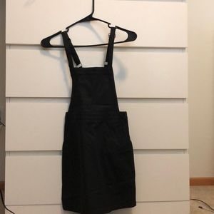 675cc3658a Fashion Nova Dresses - Shantal Overall Dress - Black